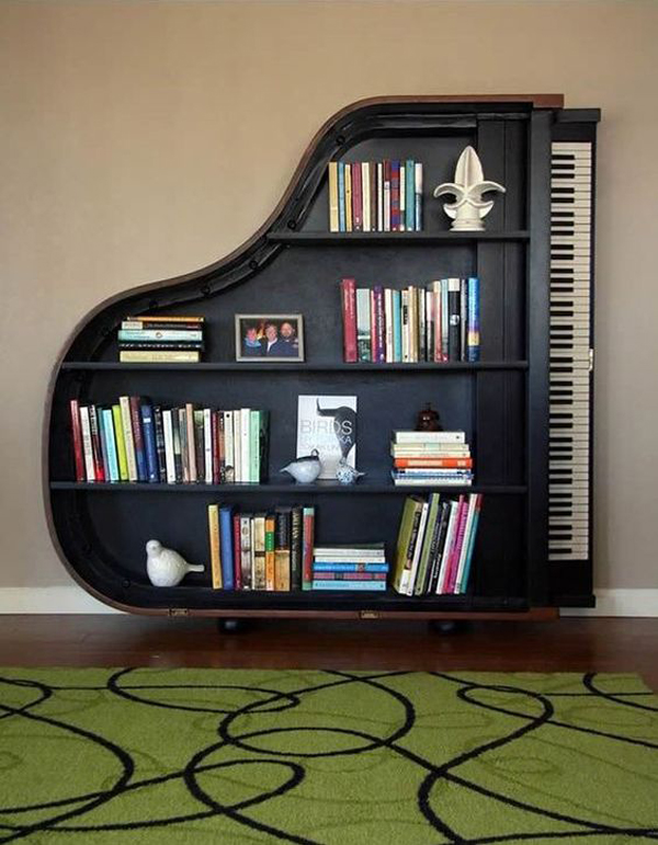 Bookcase-used-piano-shapes