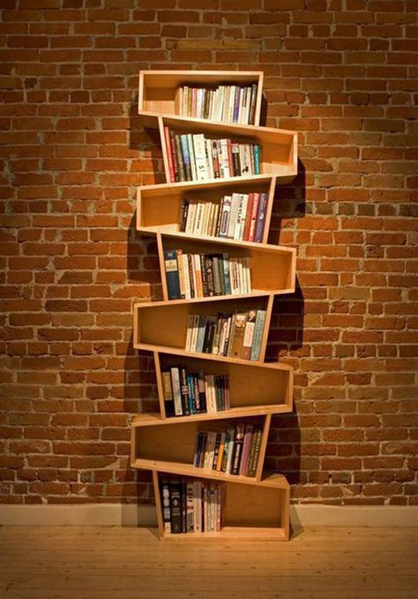 Creative-bookcase-decoration