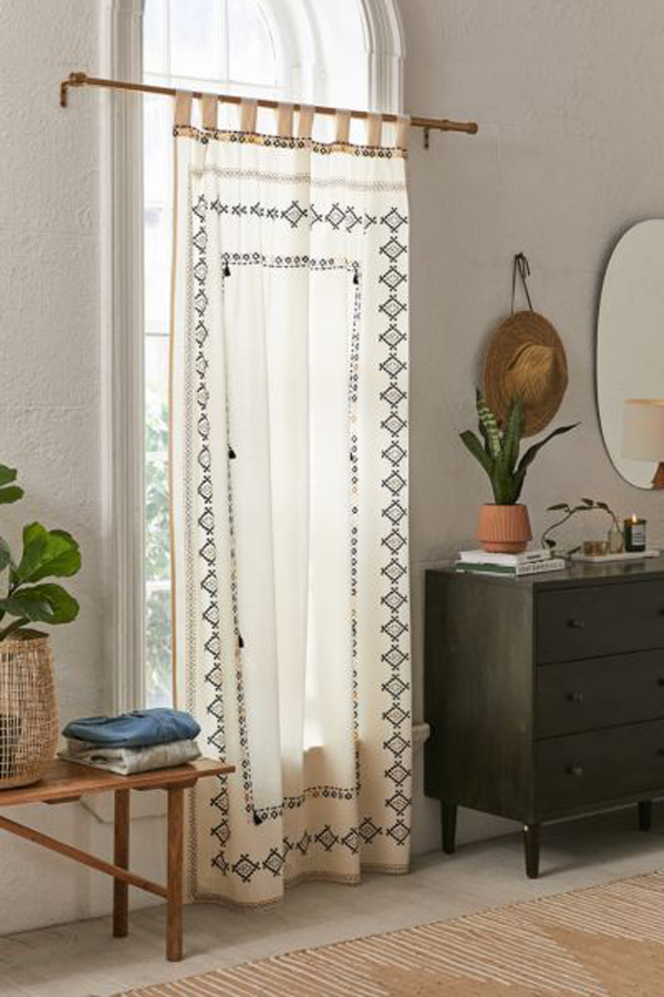 Curtains-with-vintage-design