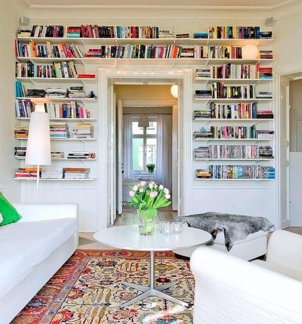 Decorating-bookcase-ideas