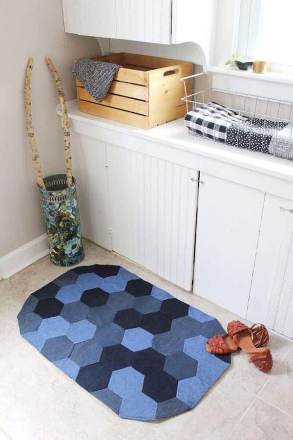 Doormat-from-jeans
