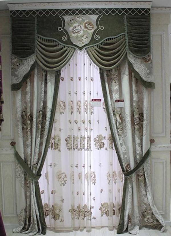 European-curtain-design
