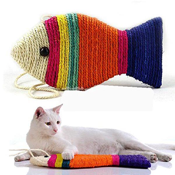 Fish-cat-toys
