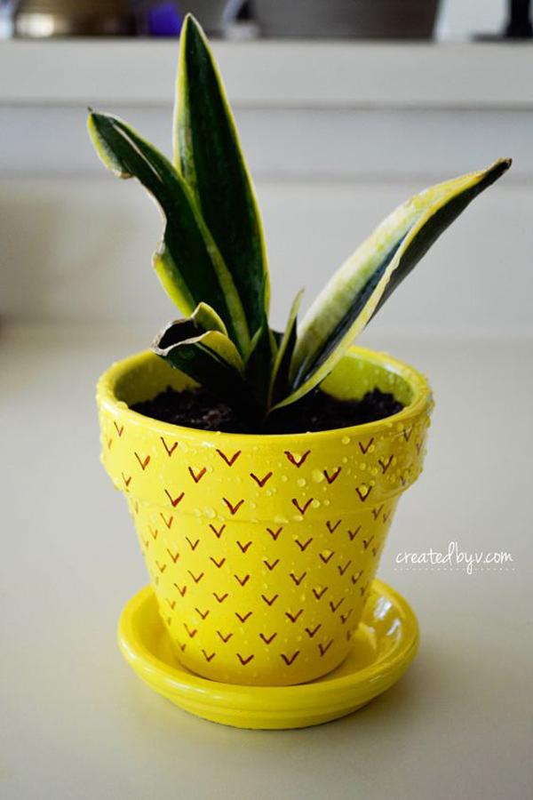 Fruit-inspired-terra-cotta-pots