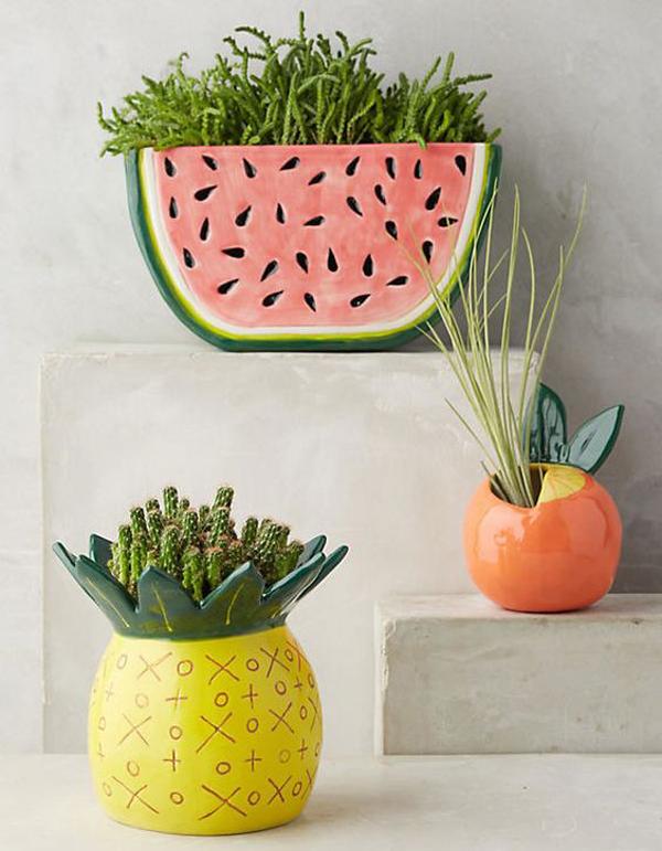 Fruits-pot-theme