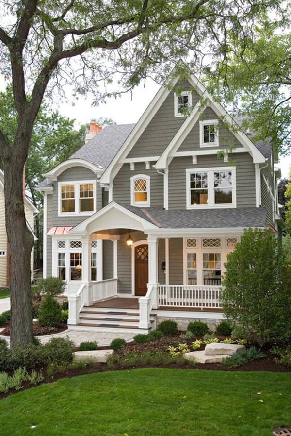 Gray-Victorian-style-house