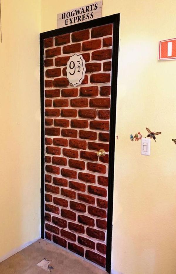 Harry-Potter-as-door-design