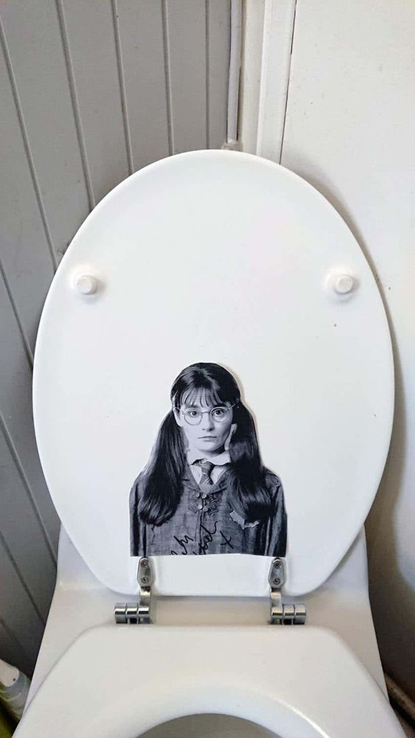 Harry-Potter-images-as-the-bathroom-decoration