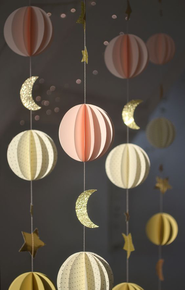 Hanging-moon-and-star-decoration