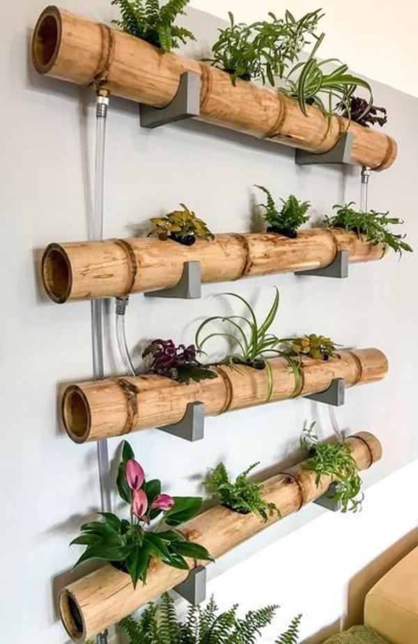 Hydroponic-vertical-garden
