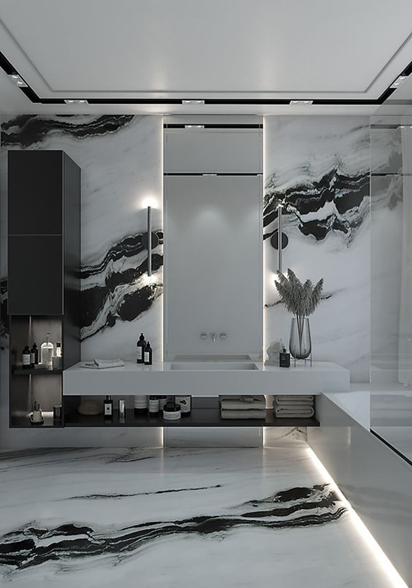 Interior-design-with-marble