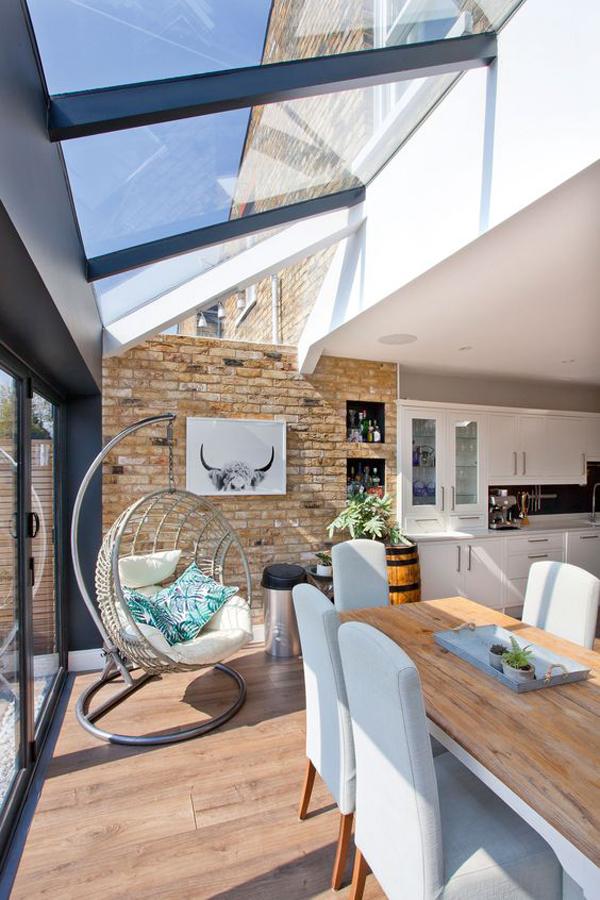 Interior-kitchen-design-with-outdoor-view