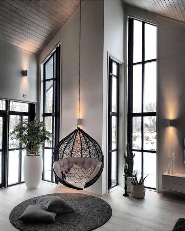 Interior-living-room-design-with-cradle