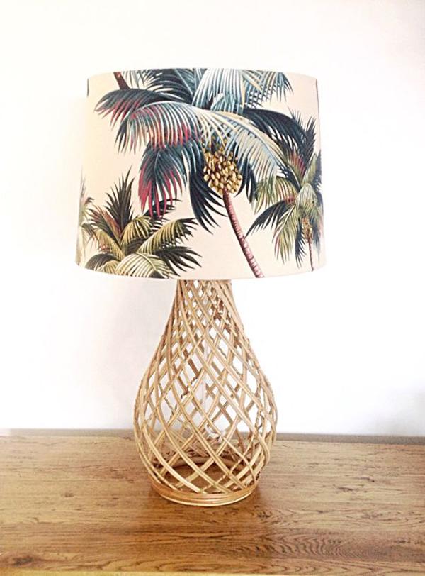 Lamp-shade-beach-decor