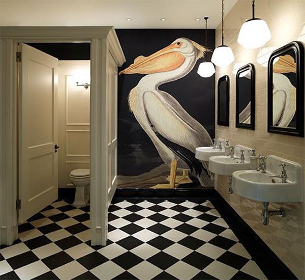 Luxurious-birds-wallpaper-interior