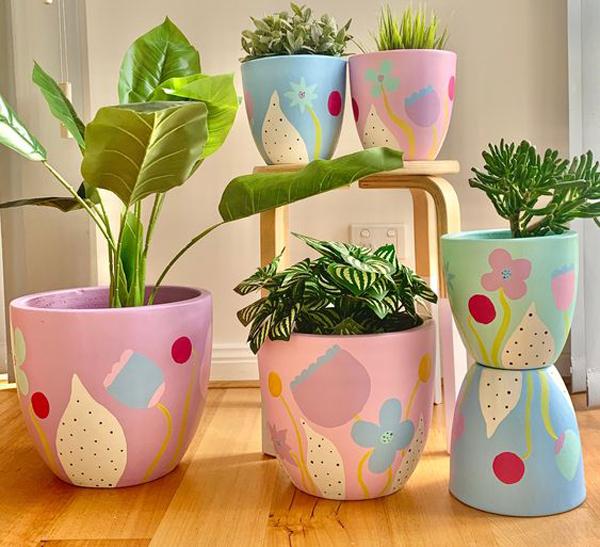 Medium-pots