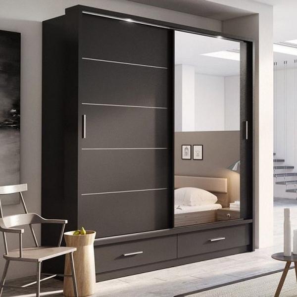 Modern-sliding-wardrobe
