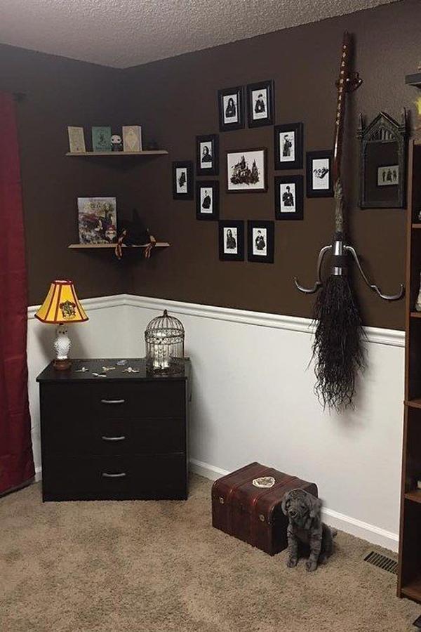 Nursery-Harry-Potter-themed
