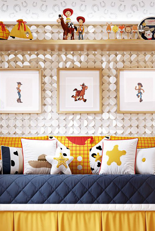Nursery-with-Toy-Story-decoration