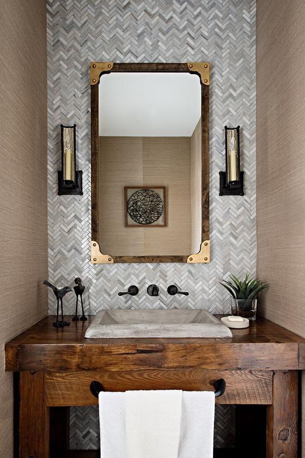 Rectangular-mirror-bathroom-decoration