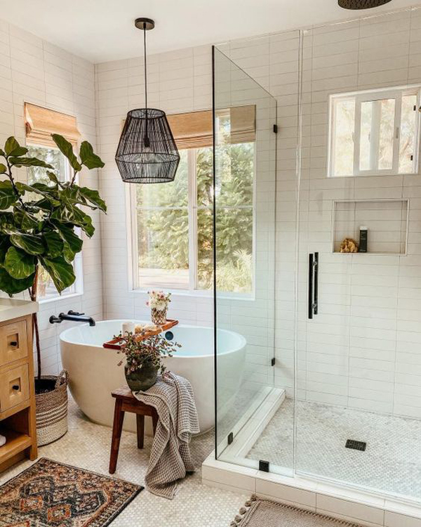Rustic-bathroom-theme