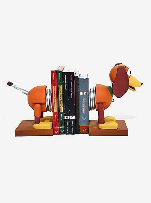 Toy-Story-Slinky-dog-book-ends
