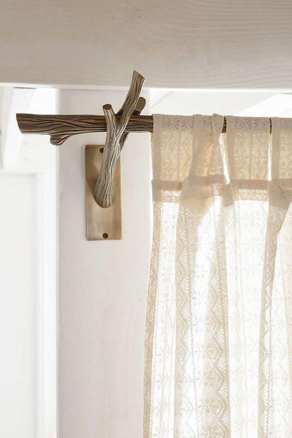 Vintage-curtain-rod