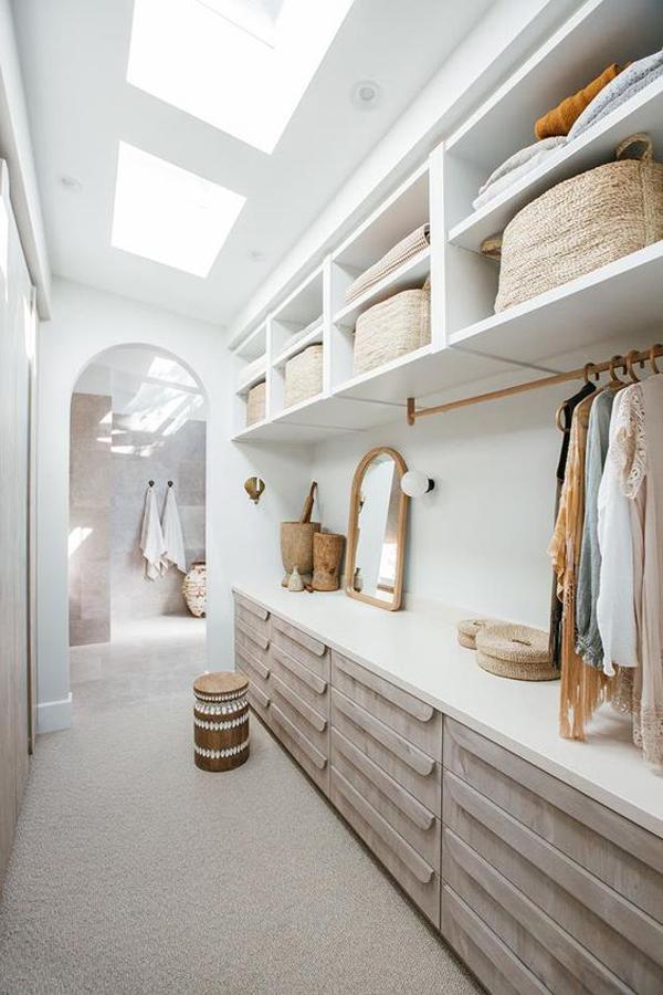 Wardrobe-interior