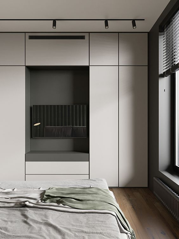 Wardrobe-with-tv-space-project