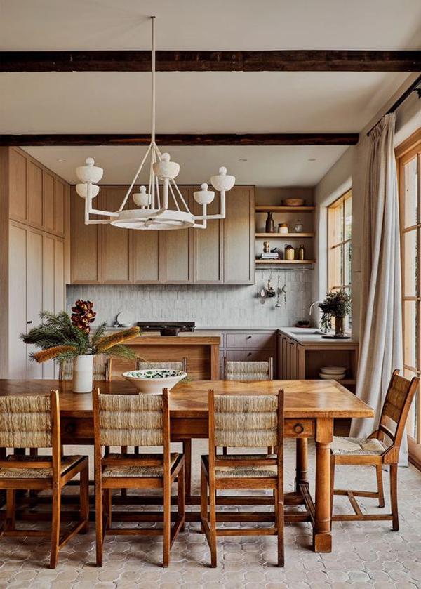 Warm-wooden-kitchen-design