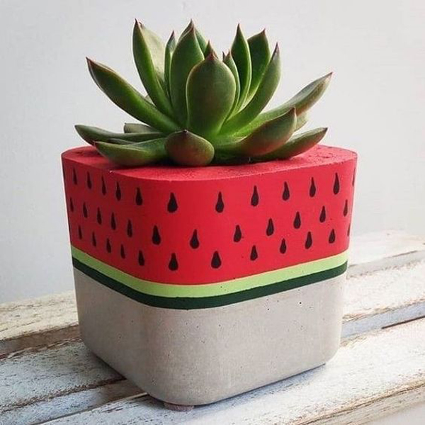 Watermelon-pot-theme