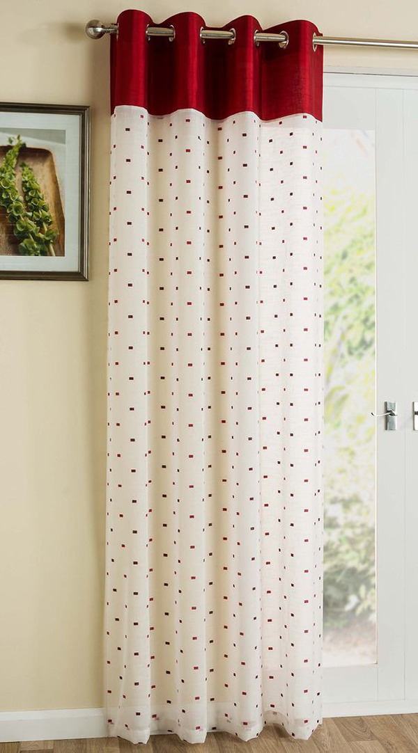 White-and-red-curtains-color