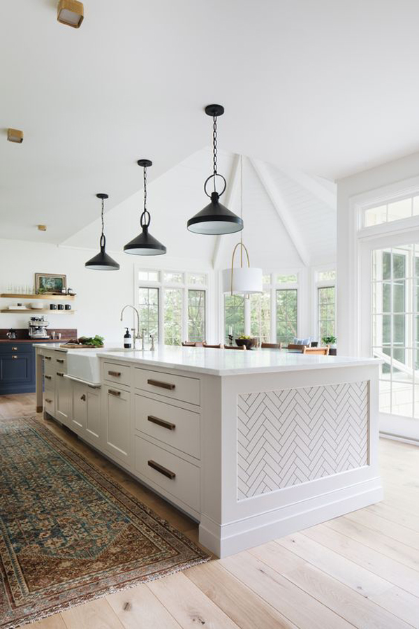 White-theme-and-large-size-of-kitchen-design