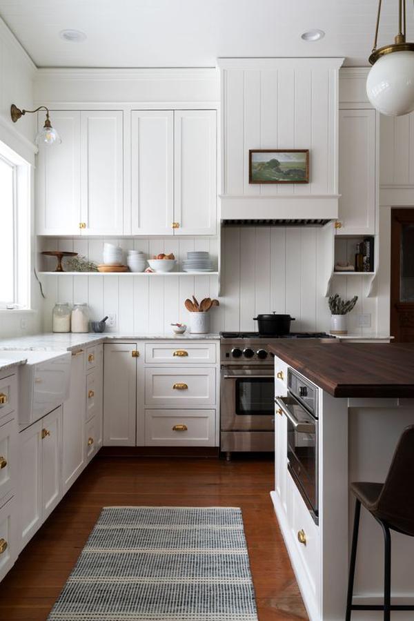 White-theme-for-kitchen-design