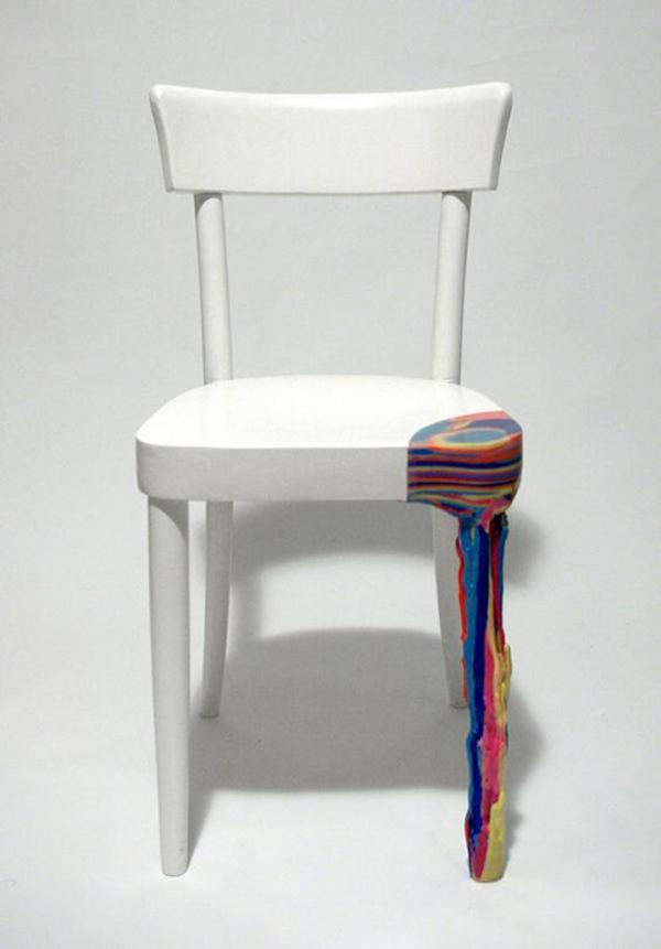 Wooden-chair-art
