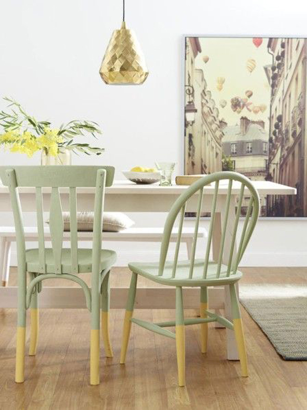 Wooden-chair-in-the-dining-room