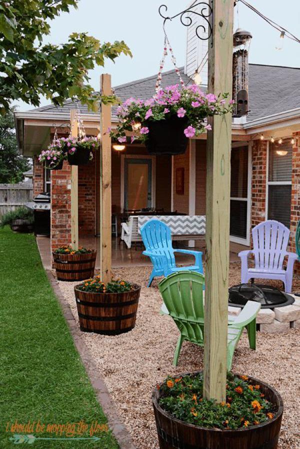 Beautiful-inexpensive-outdoor-patio-design