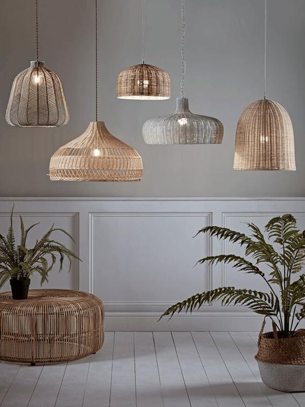 Boho-living-room-lighting-ideas