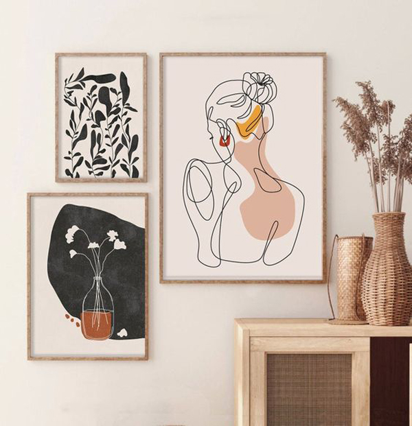 Boho-wall-art