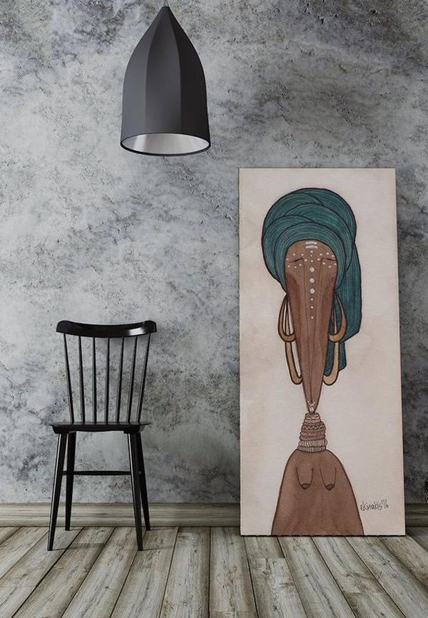 Canvas-art-design