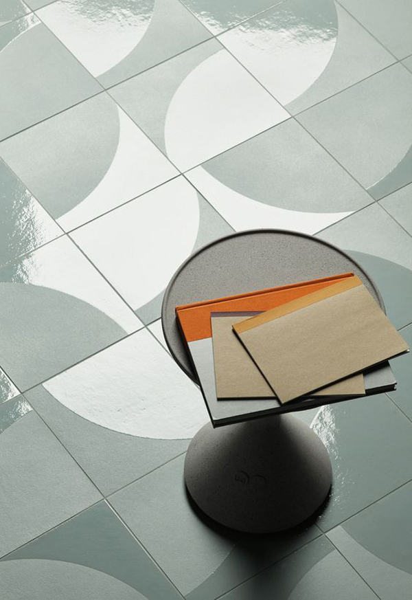 Gray-and-white-flooring-decoration