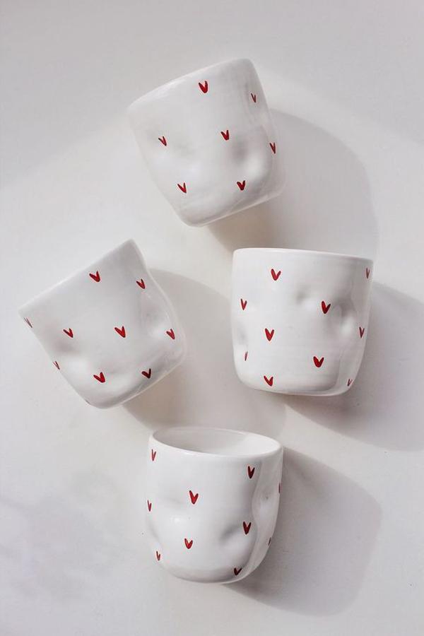 Hanmade-white-coffee-mugs