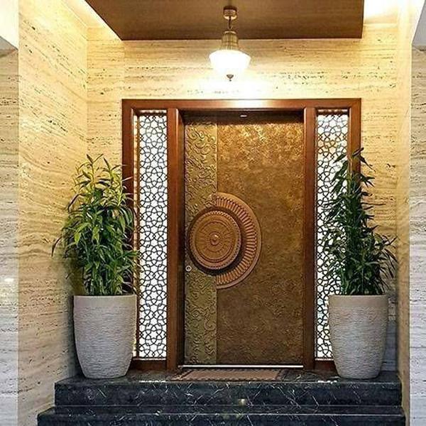 Indian's-front-door-design