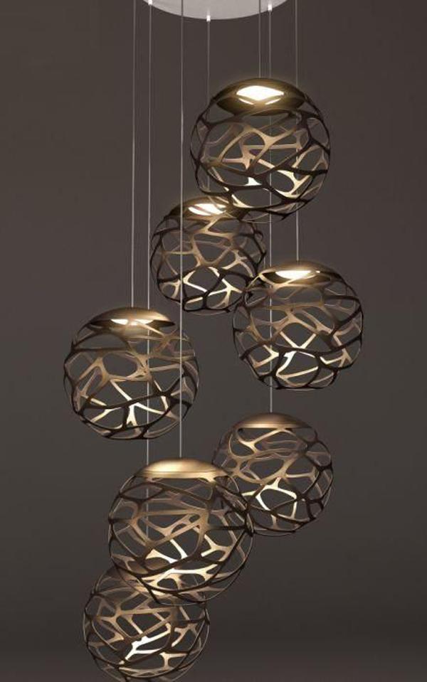 Pendant-gold-bulbs
