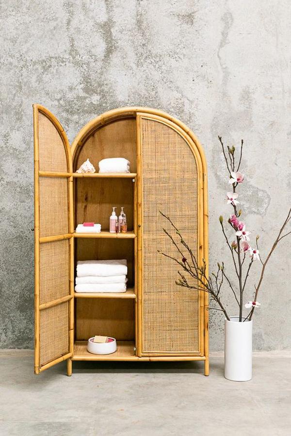 Rattan-closet-furniture