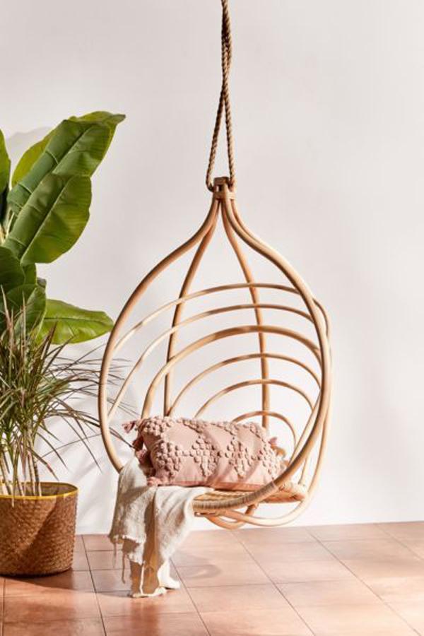 Rattan-hanging-chair