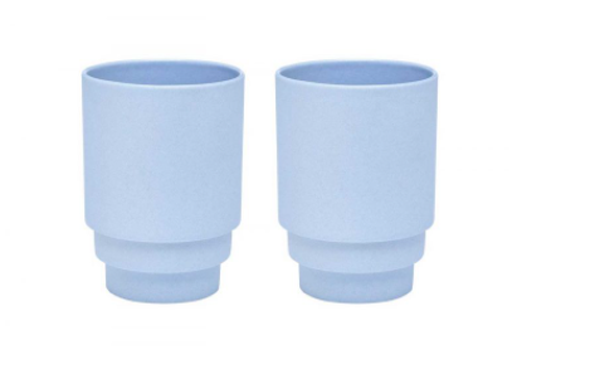 Blue-cup