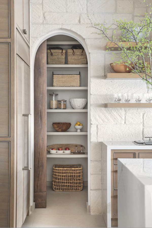 Storage-in-the-wall