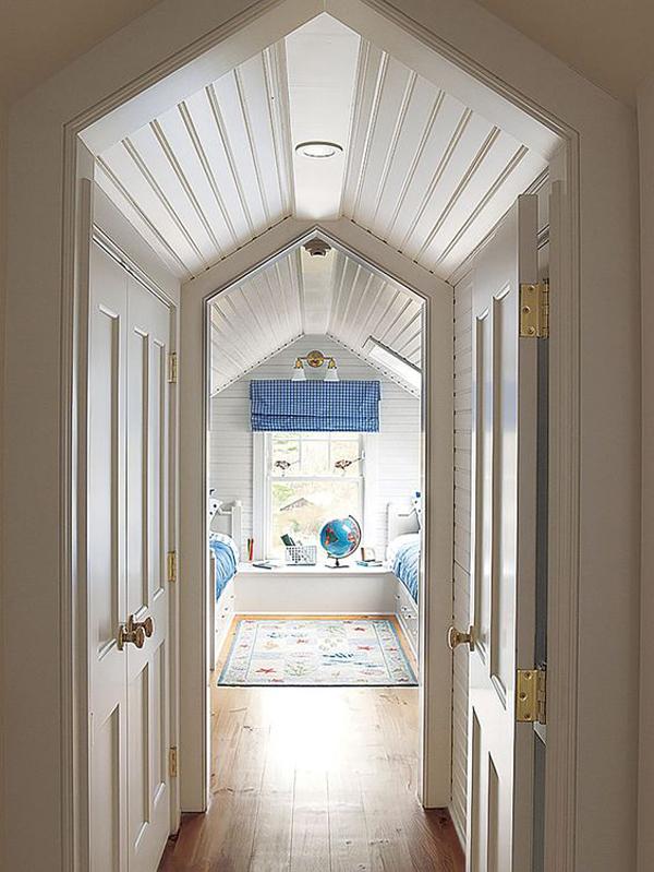 White-attic-color