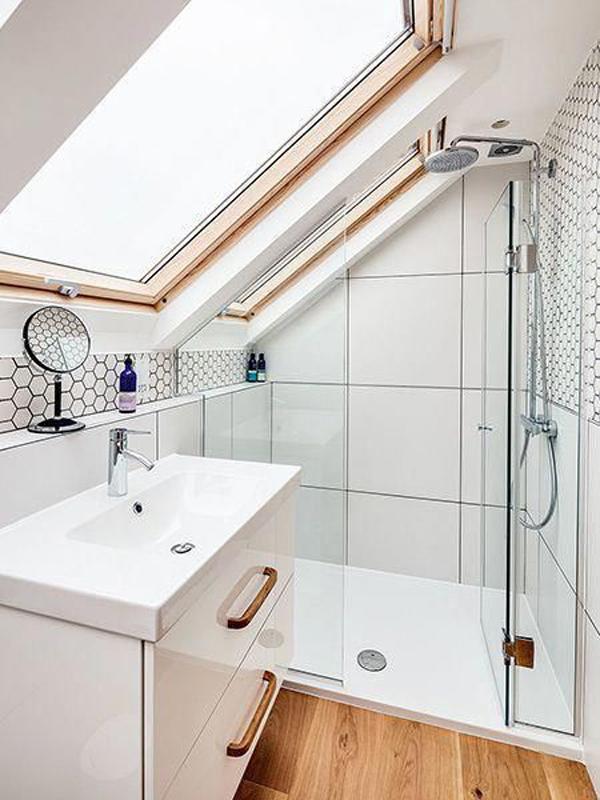 White-bathroom-design